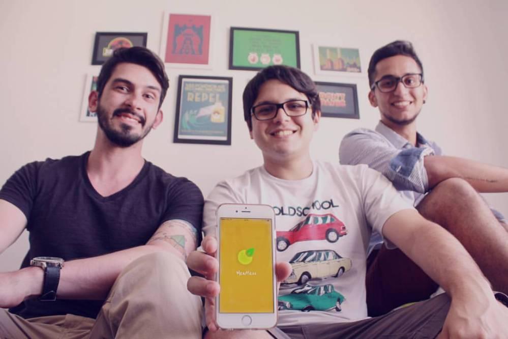 Cearense cria primeiro aplicativo delivery 100% vegetariano do país